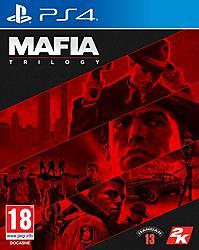 2K games Mafia Trilogy hra PS4