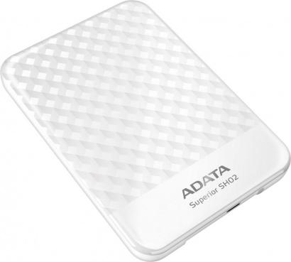 A-Data SH02 320GB White
