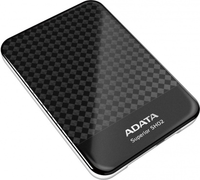 A-Data SH02 500GB Black