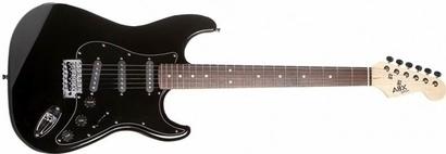 ABX Guitars ST-230 BK/BBSR ABX