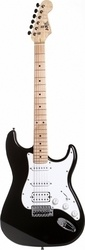 ABX Guitars ST-230 BK/WWHM ABX