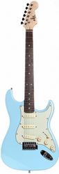 ABX Guitars ST-230 BL-VTG/WWSR