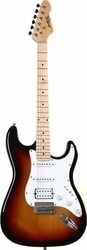 ABX Guitars ST-230 SB/WWHM ABX