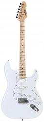 ABX Guitars ST-230 WH/WWHM