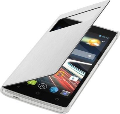 Acer Flip Case pouzdro na Liquid Z5 bílé