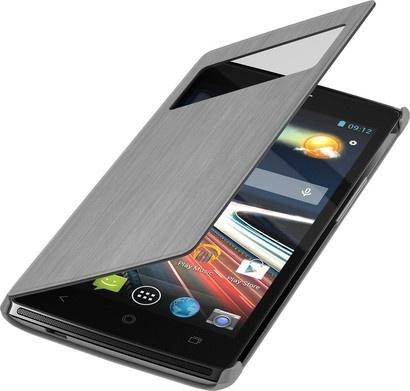 Acer Flip Case pouzdro na Liquid Z5 šedé