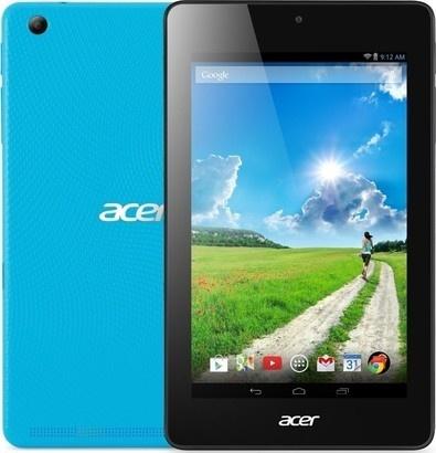 Acer Iconia B1-730HD Blue