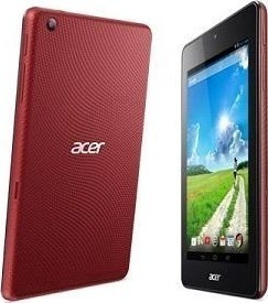 Acer Iconia B1-730HD Red