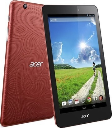 Acer Iconia B1-810-10SD red/Android