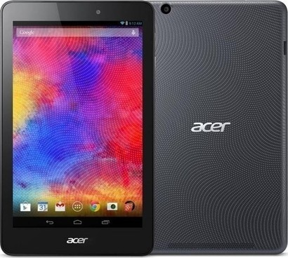 Acer Iconia B1-810-11L3 black/Android