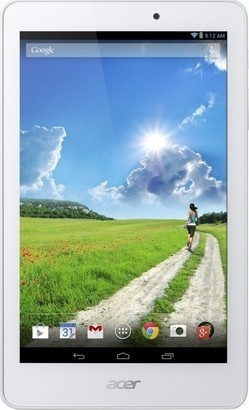 Acer Iconia B1-810-19LV white/Android