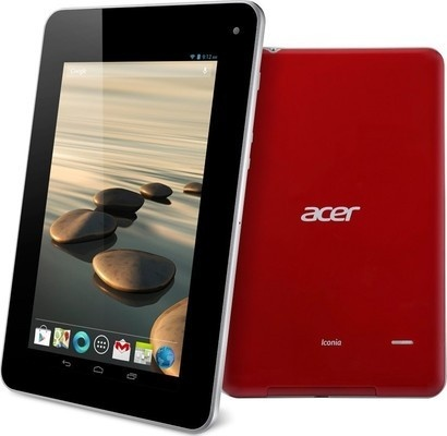 Acer Iconia Tab B1-710 Red