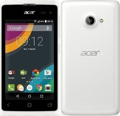 Acer Liquid Z220 bílý