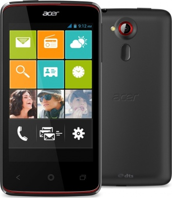 Acer Liquid Z4 Dual SIM Dual Core 4 BLACK