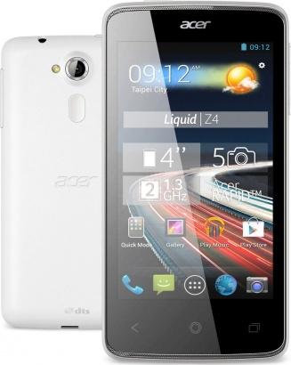 Acer Liquid Z4 Dual SIM Dual Core 4 WHITE