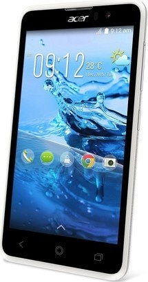 Acer Liquid Z520 DS White