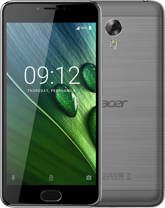 Acer Liquid Z6 LTE šedý
