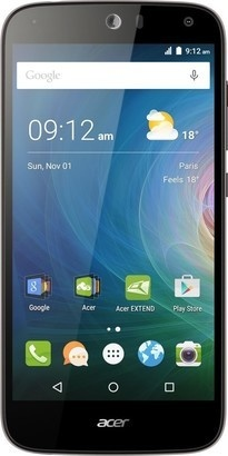 Acer Liquid Z630 DS LTE Black