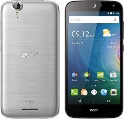 Acer Liquid Z630 DS LTE Silver