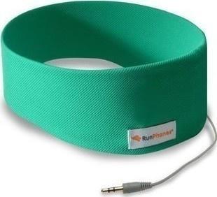 AcousticSheep RunPhones® Classic Green M RC2EM