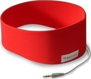AcousticSheep RunPhones® Classic Red M RC2RM