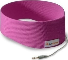 AcousticSheep RunPhones® Classic Violet M RC2MM