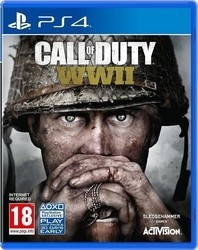 Activision Call of Duty: WWII hra PS4
