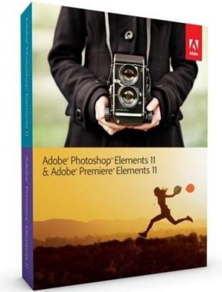 Adobe PhotoShop 11 + Premiere 11