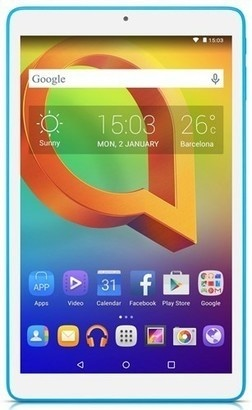 "ALCATEL A3 10"" Wifi 8079 White"