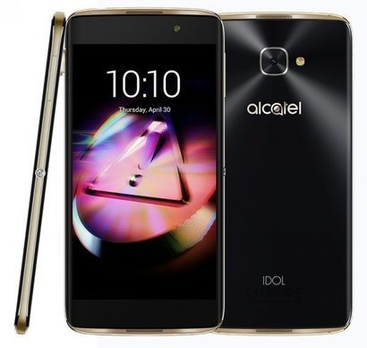 ALCATEL Idol 4 6055K + VR BOX Gold