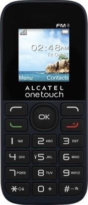 Alcatel One Touch 1013X Bluish Black