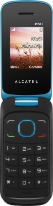 Alcatel One Touch 1030D Fresh Turquoise