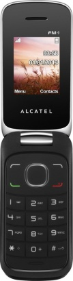Alcatel One Touch 1030D Light Chrome