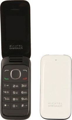 Alcatel One Touch 1035D Pure White
