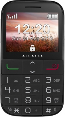 Alcatel One Touch 2000 White