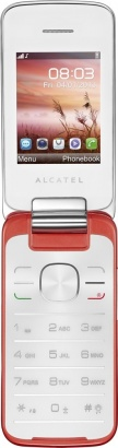 Alcatel One Touch 2010D Corraline