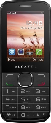 Alcatel One Touch 2040D Black
