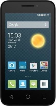 Alcatel One Touch 4013D PIXI 3 Black
