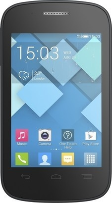 Alcatel One Touch 4015D POP C1 Black