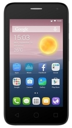 Alcatel One Touch 4024D Pixi First Slate