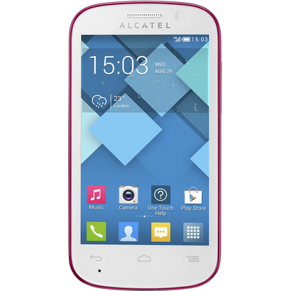 Alcatel One Touch 4033D POP C3 Pink