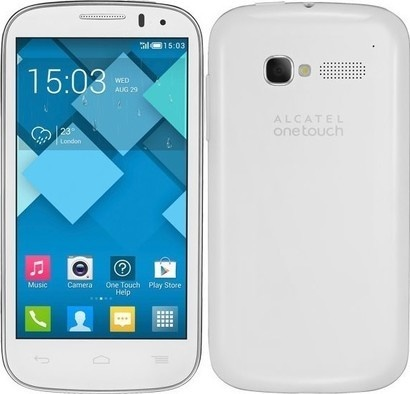 Alcatel One Touch 5036D POP C5 Full White