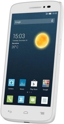 Alcatel One Touch 5042D POP II White