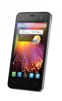 Alcatel One Touch 6010D STAR Gun Grey