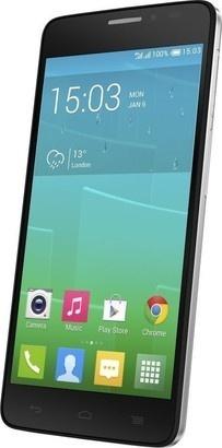 Alcatel One Touch 6043D Idol X+ Bluish Black