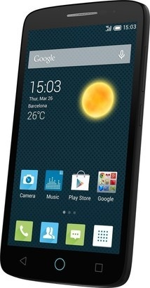 Alcatel One Touch 7043K POP 2 LTE Black