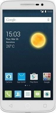 Alcatel One Touch 7044X POP 2 White
