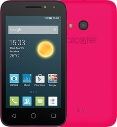 Alcatel One Touch PIXI 4 (4) 4034D Neon Pink
