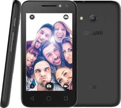 Alcatel One Touch PIXI 4 (5) 5010D Volcano Black