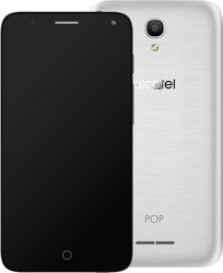 Alcatel One Touch POP 4 5051D Metal Silver